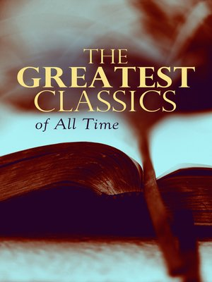 cover image of The Greatest Classics of All Time